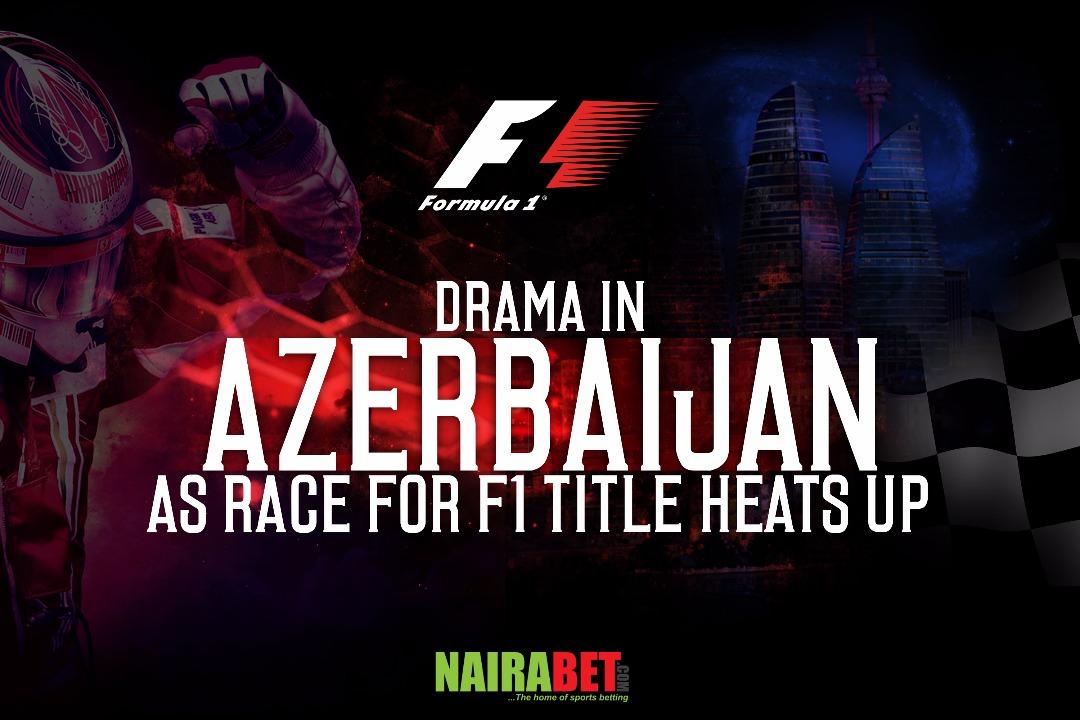 F1 Azerbaijan