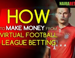 Virtual League Betting