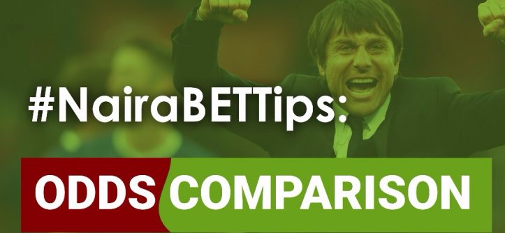 Betting tips - odds comparison