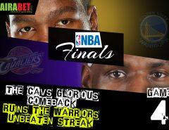 nba finals game 4 review