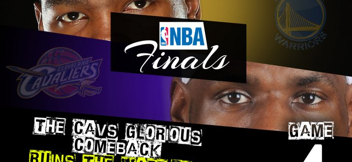 nba finals game 4 review