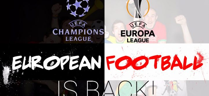 european football is back