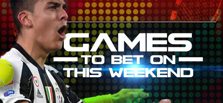 games to bet this weekend