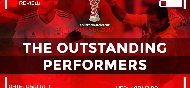 russia 2017 outstanding performers