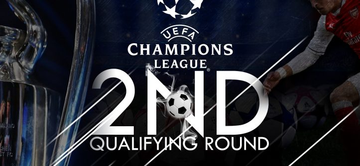 uefa champions league 2nd qualifying