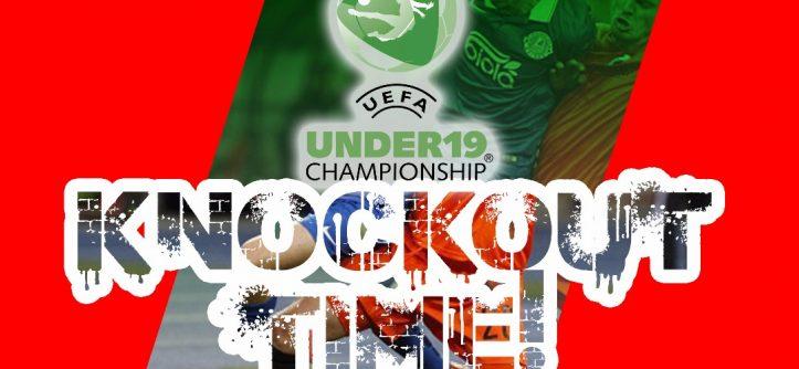 uefa u19 championship knockout