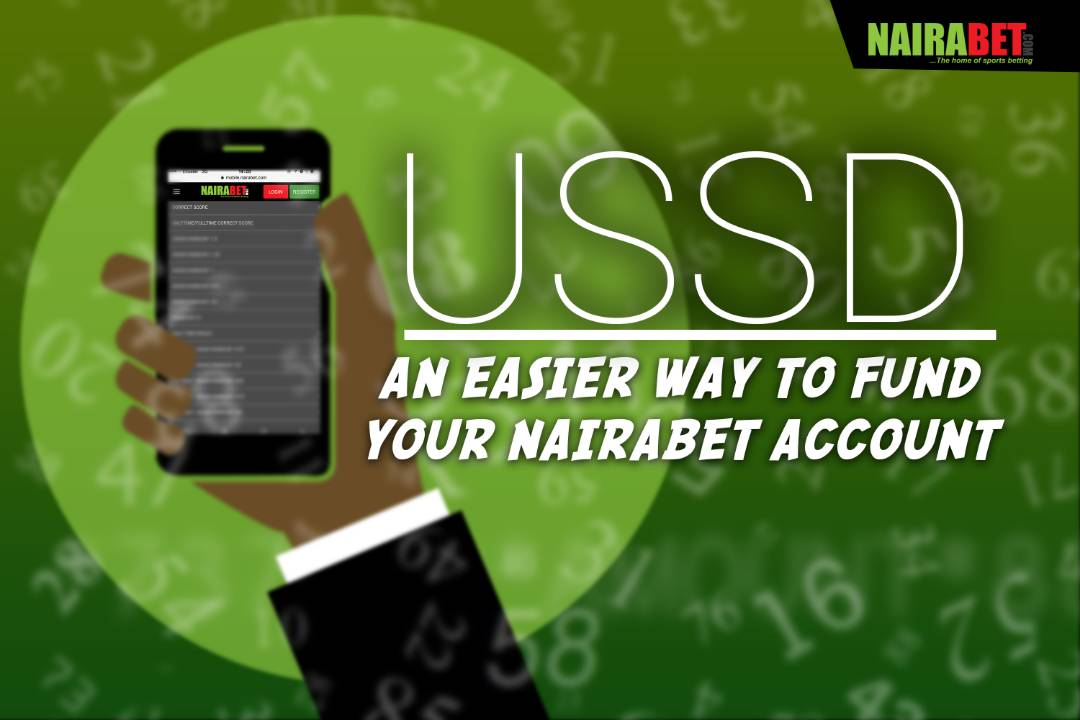 ussd to fund NairaBET acct
