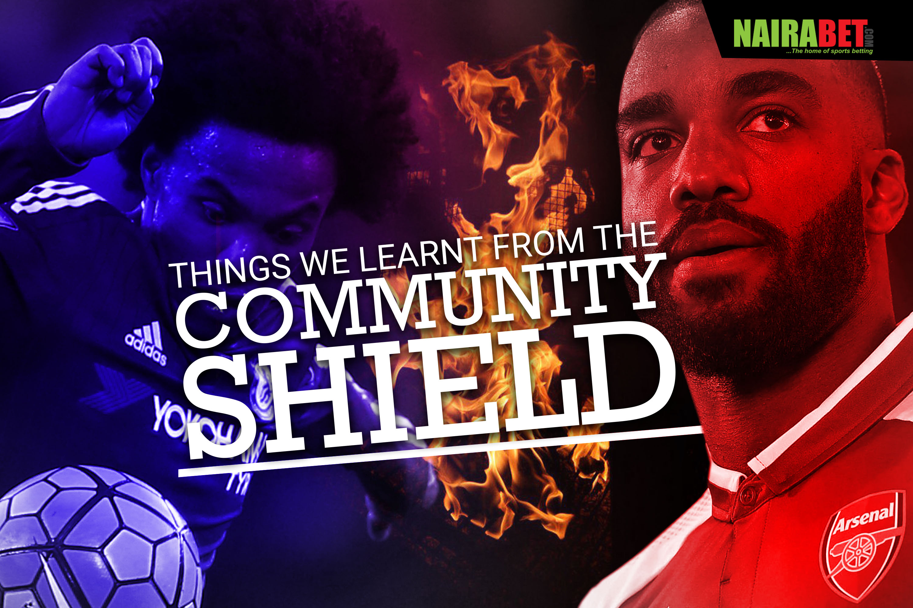 community shield lessons
