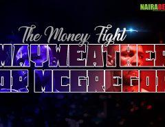 the money fight