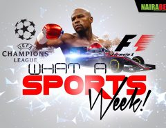 what a sports week