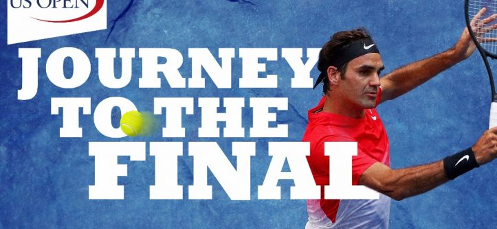 US Open Journey to Final