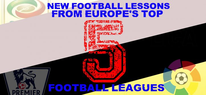 europe's top 5 football leagues
