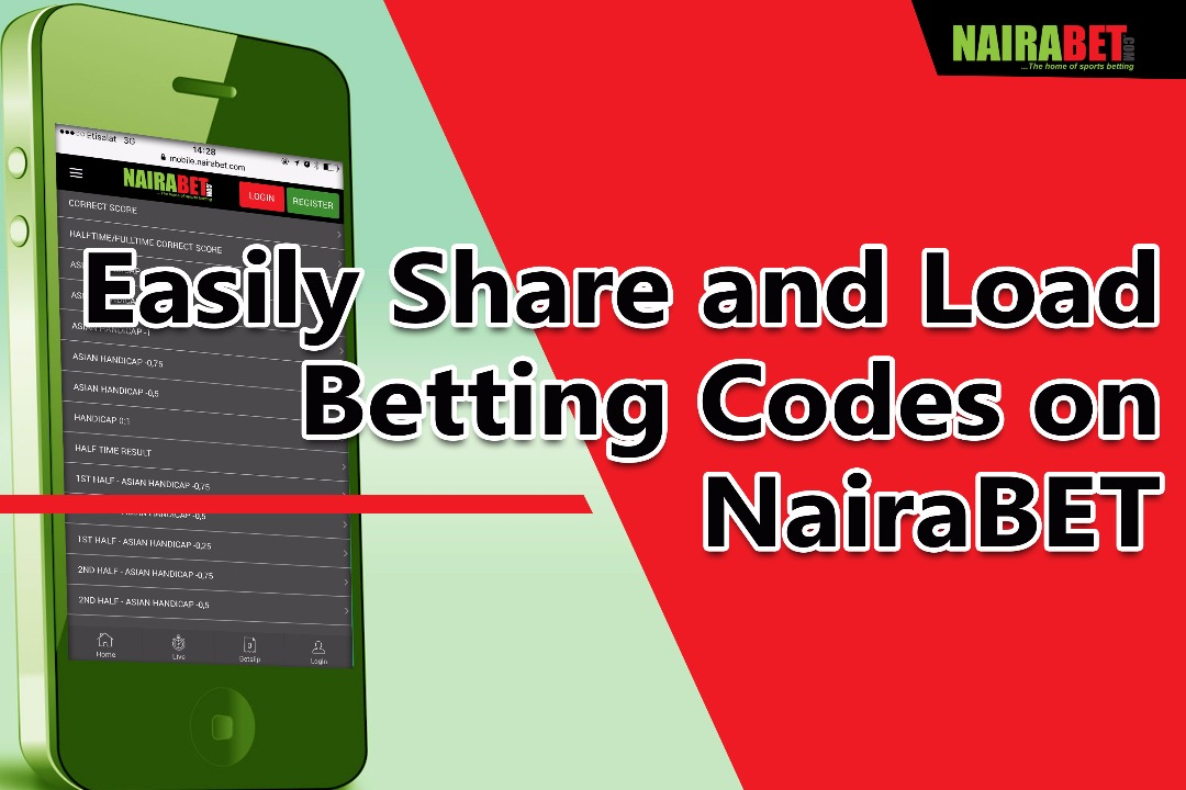 Did You Know You Can Easily Share and Load Betting Code on