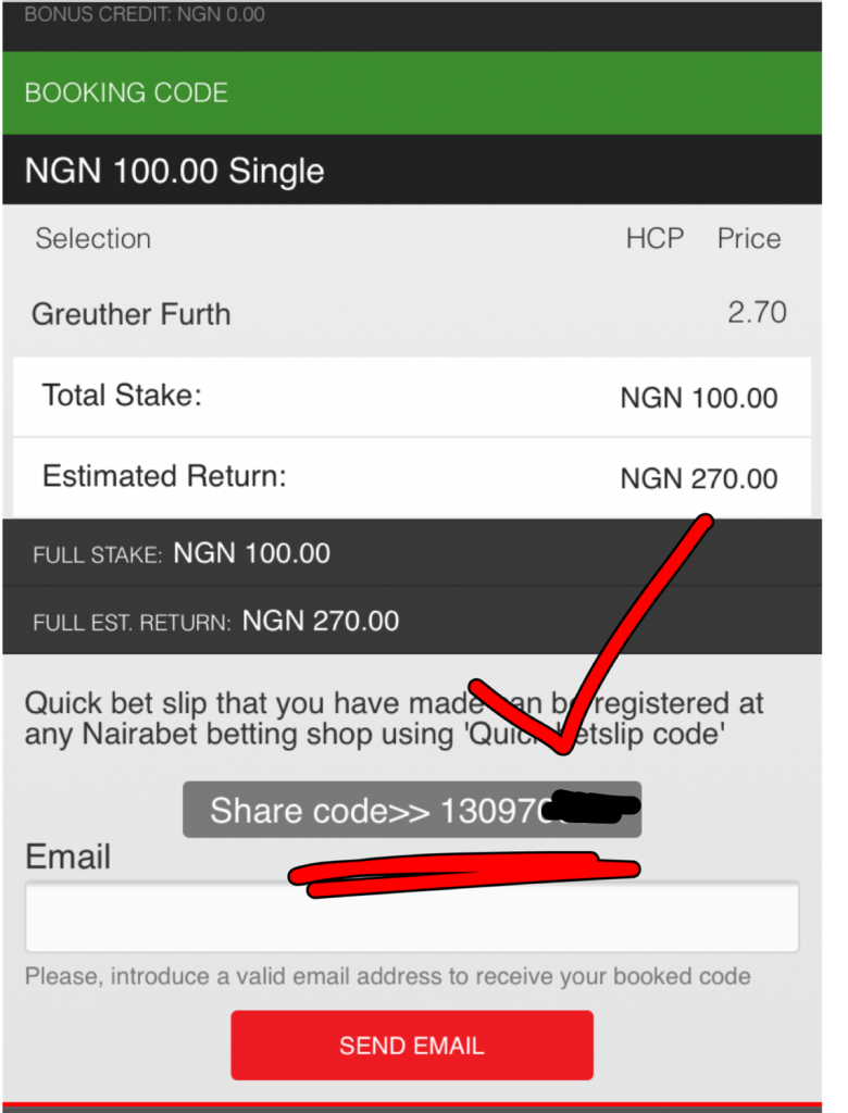 Did You Know You Can Easily Share and Load Betting Code on NairaBET