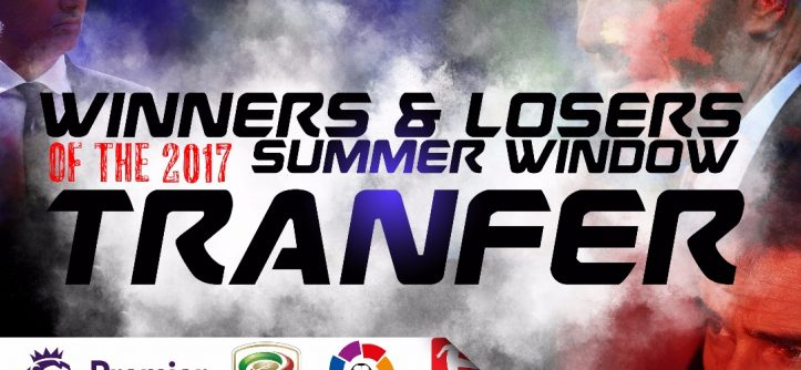 transfer window winners and losers