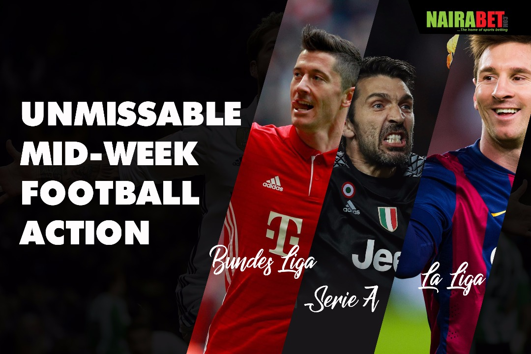 unmissable midweek football