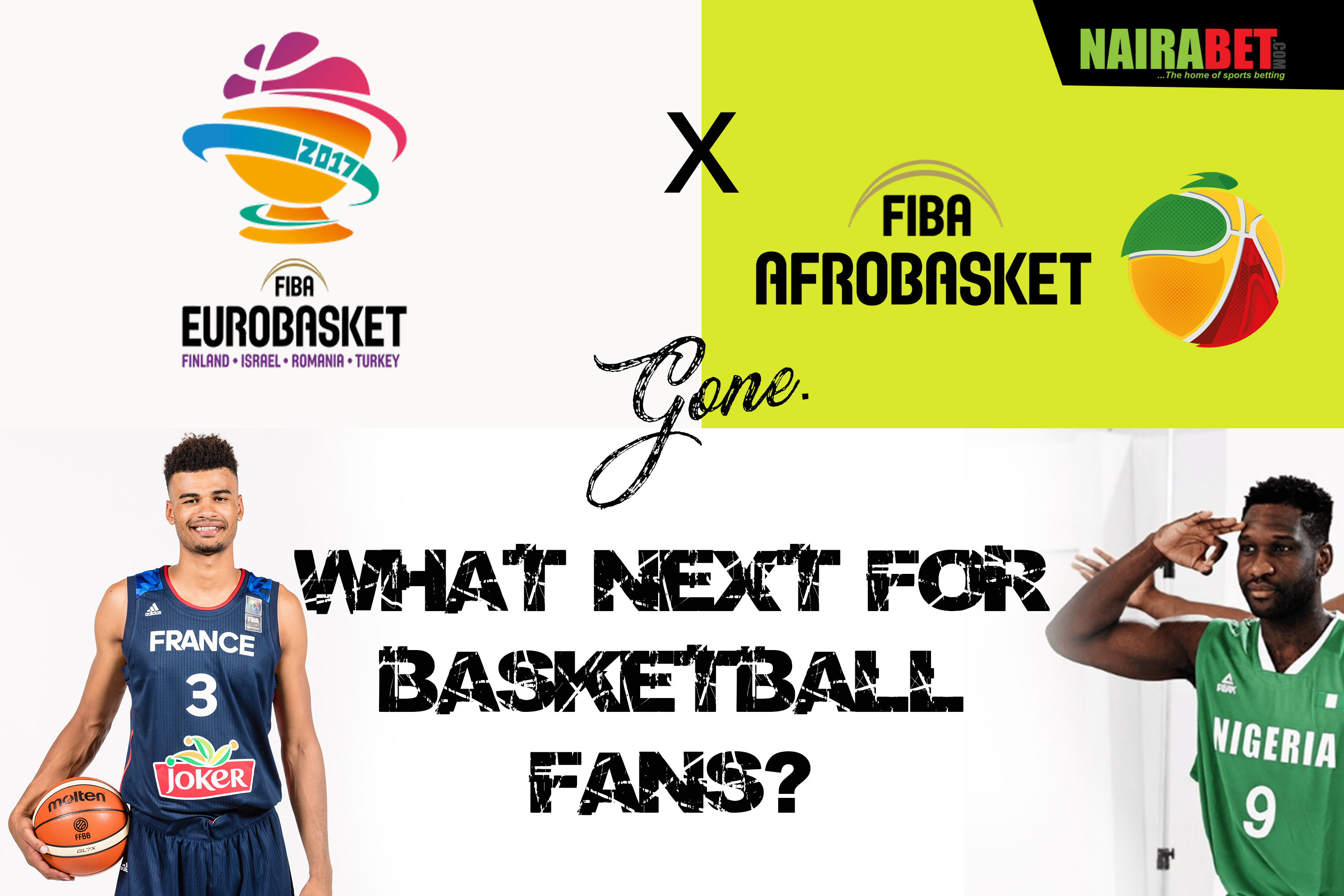 what next after EuroBasket and AfroBasket Championships