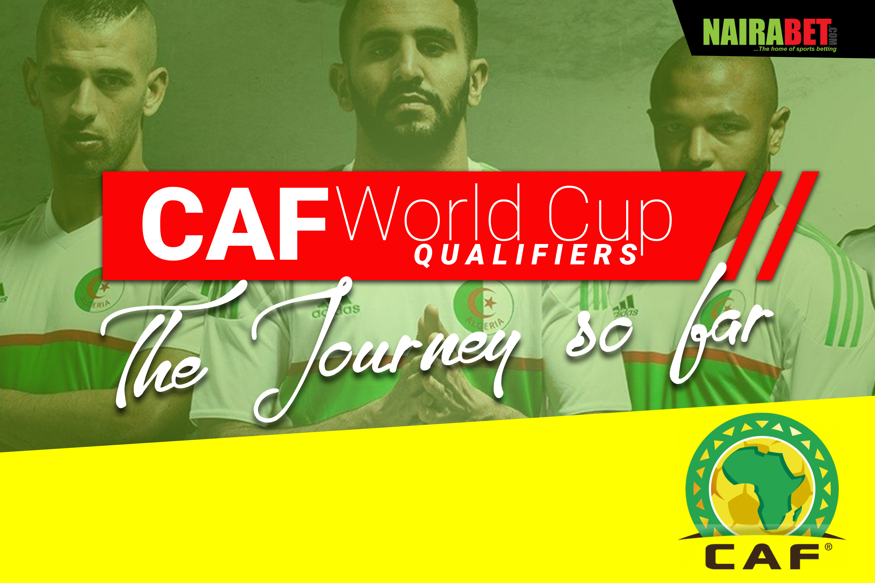 CAF World Cup Qualifier