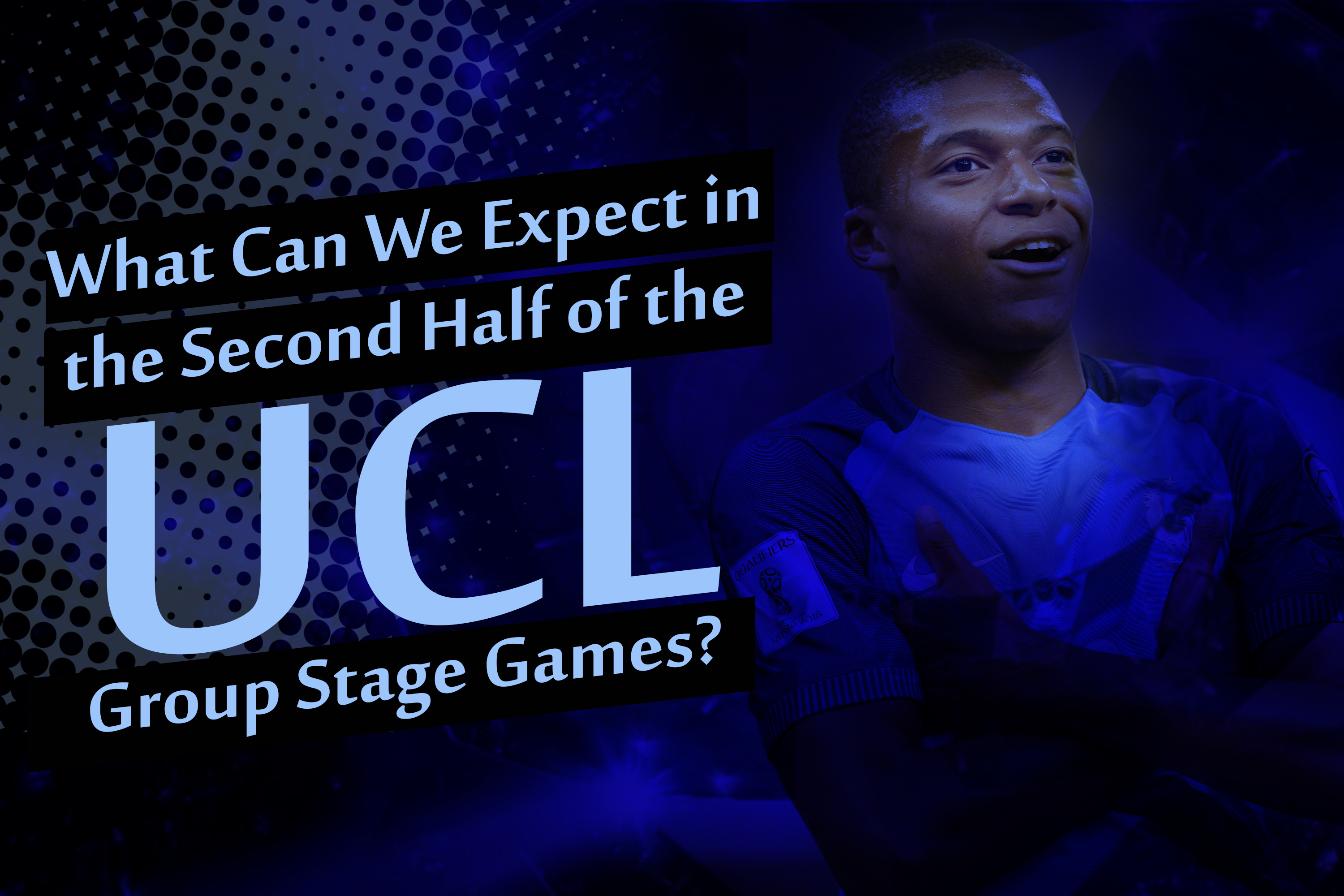 UCL group stage second half