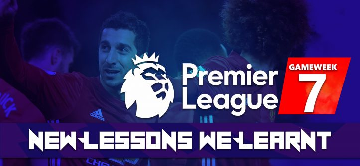 new premier league lessons