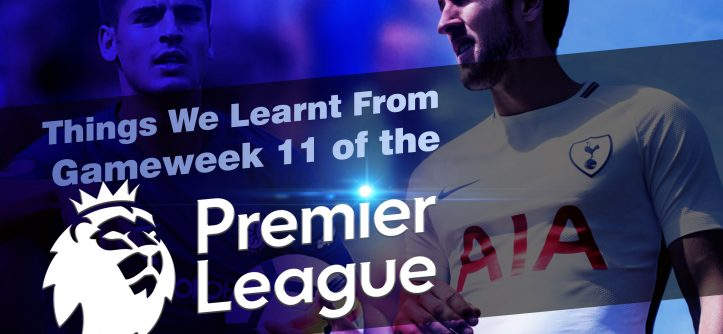 pl gameweek11 lessons