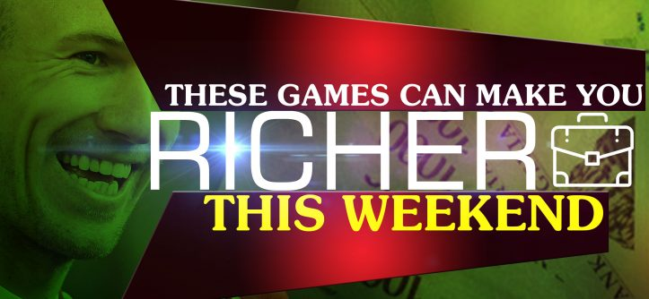 weekend games to make you richer