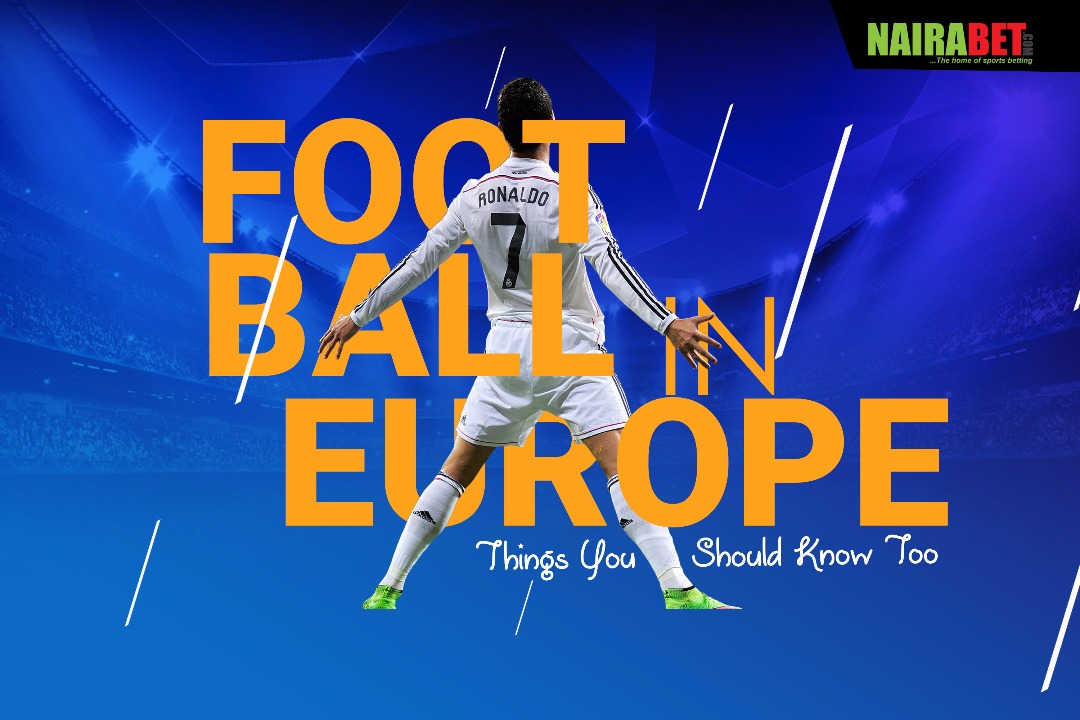 football in Europe