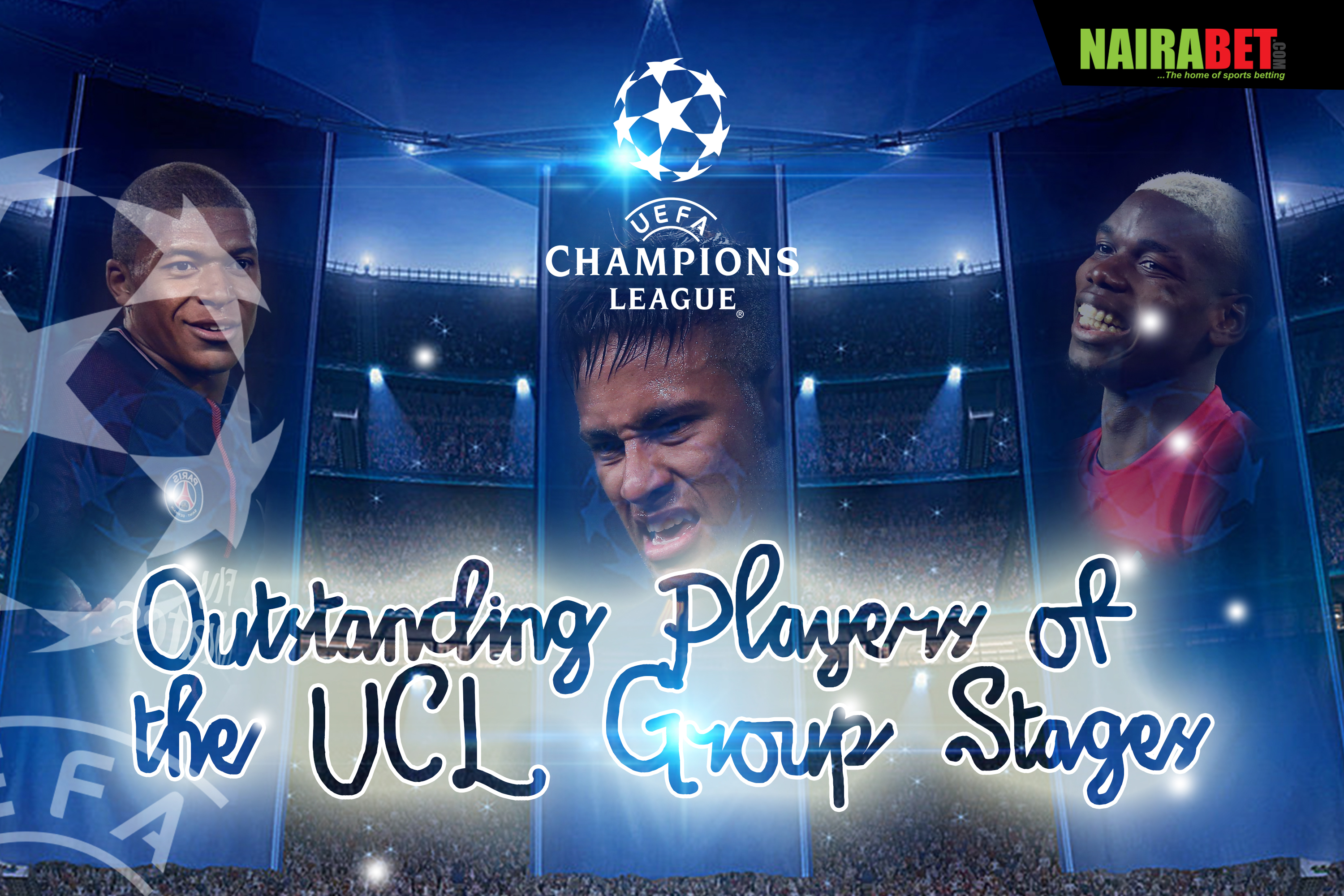 outstanding ucl players