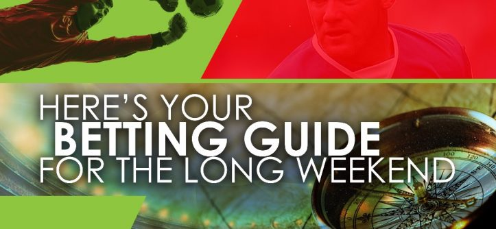 weekend betting guide
