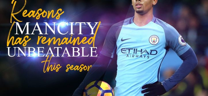 why manchester city remains unbeaten