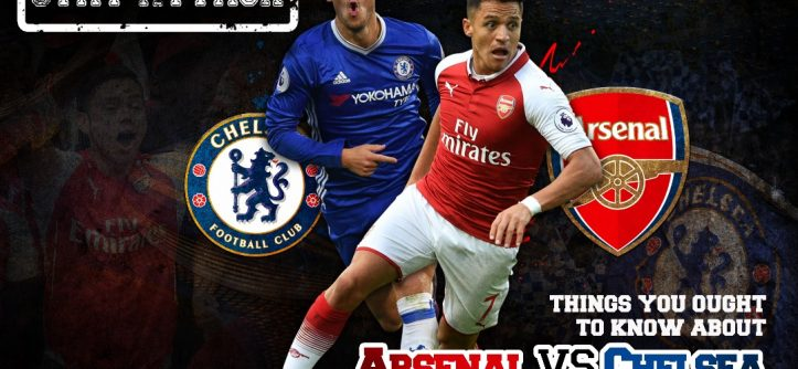 arsenal vs. chelsea stats