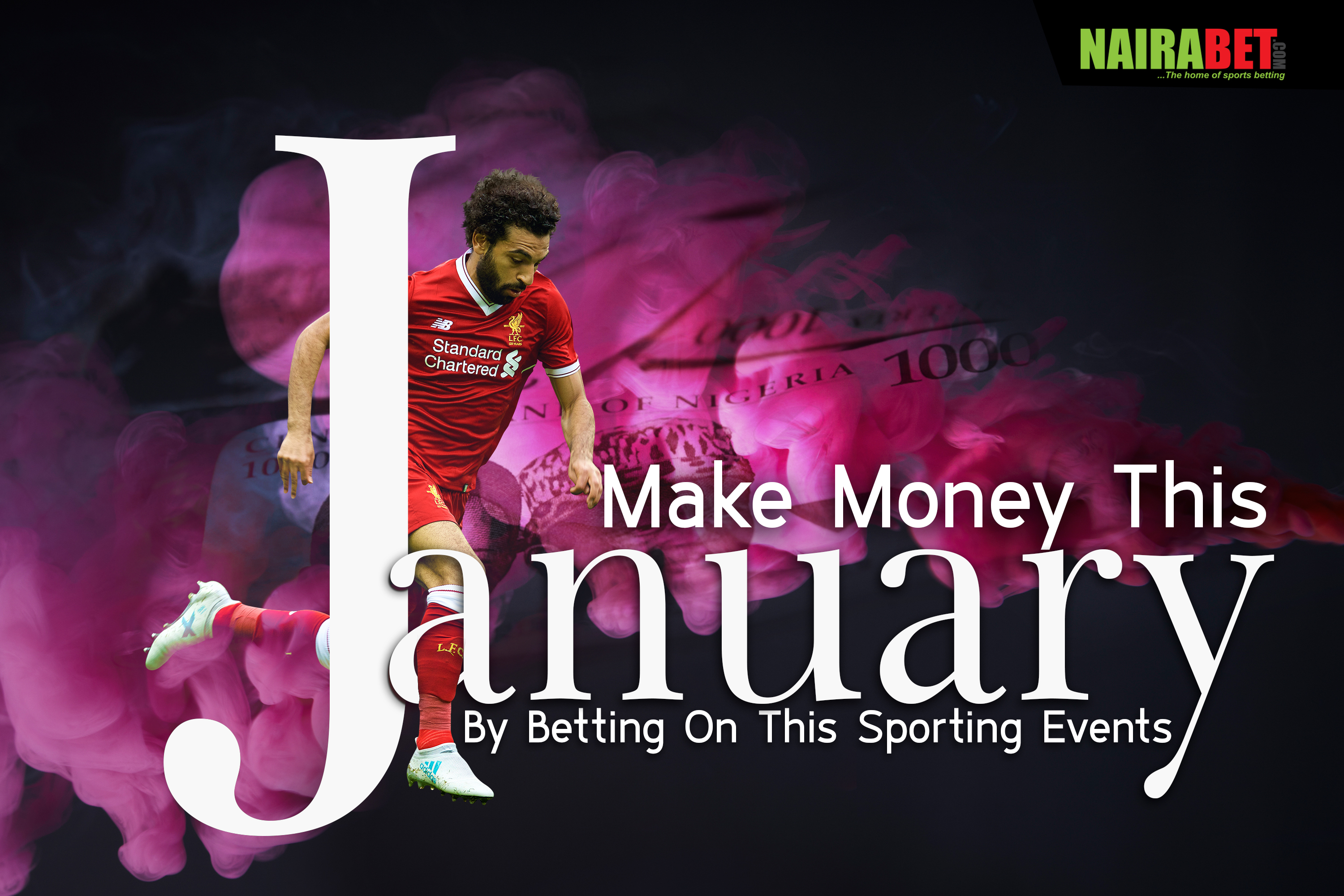make money betting january