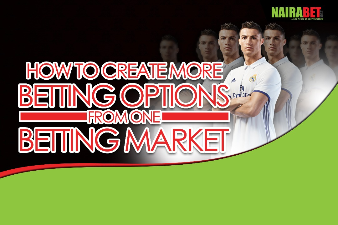 more betting options from one betting market