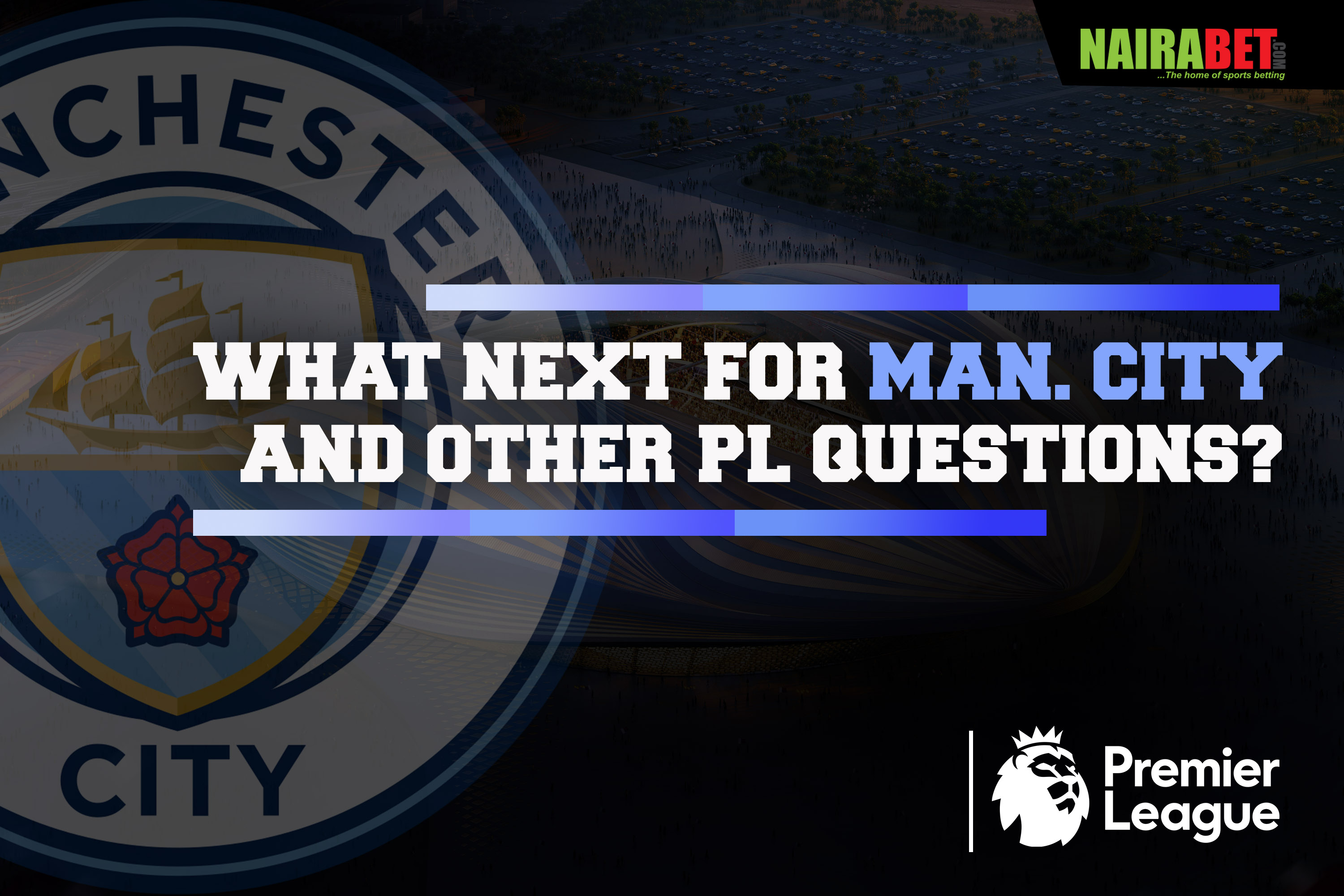 what next for man city
