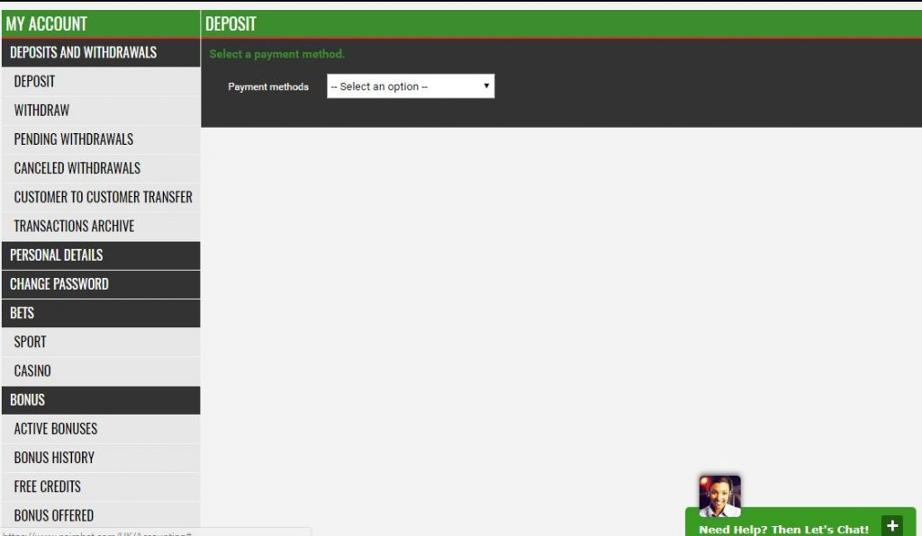 How to Withdraw From Your NairaBET Account - Welcome To The Official