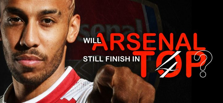 can arsenal finish top 4