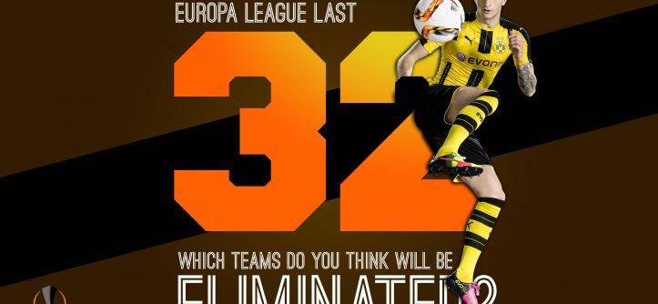 europa league last 32