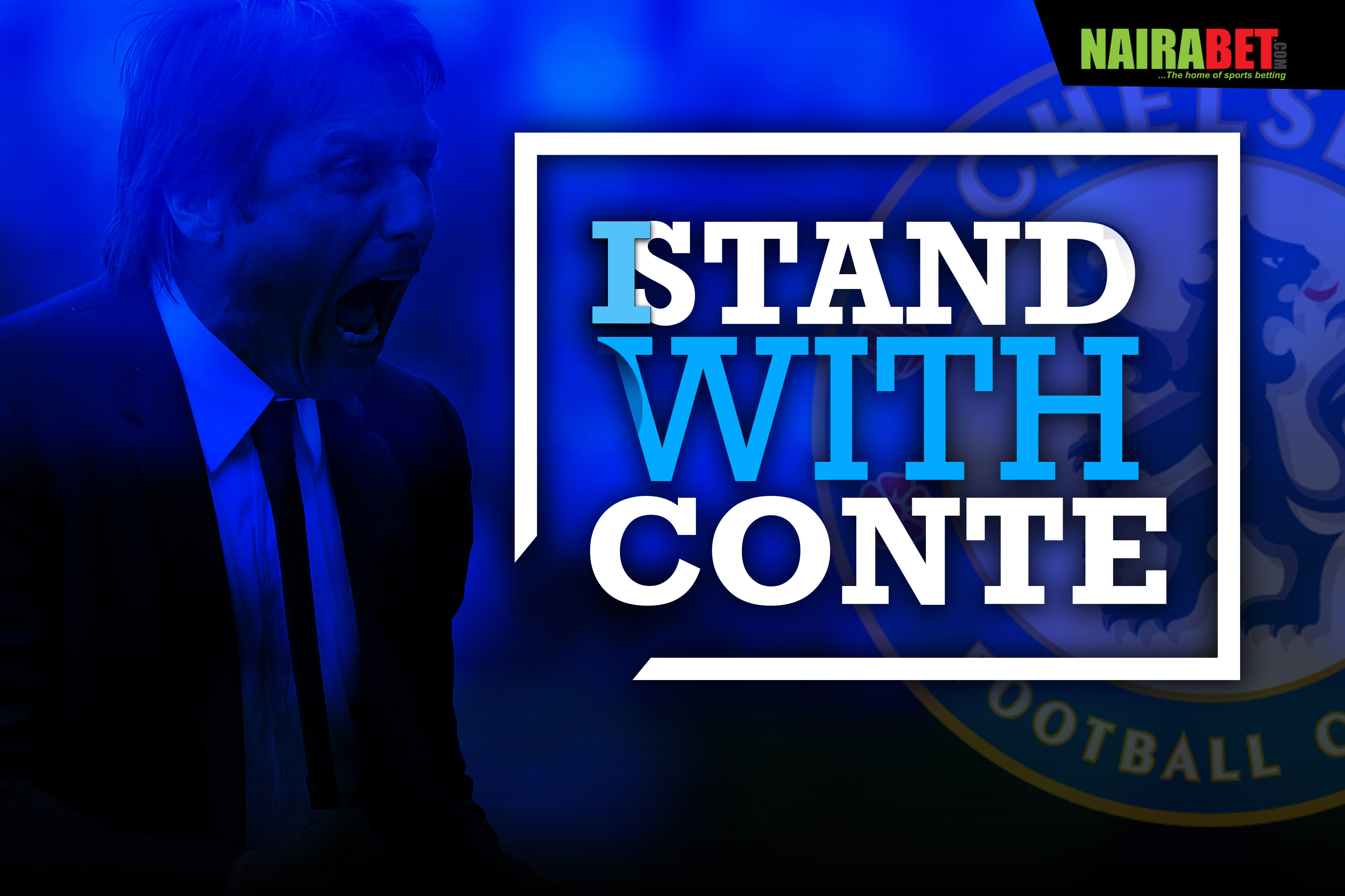 i stand with conte