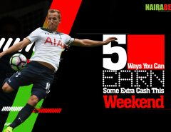 5 weekend betting tips