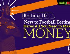 how to make money betting on football