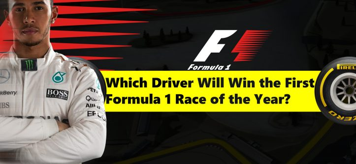 first f1 winner of the year