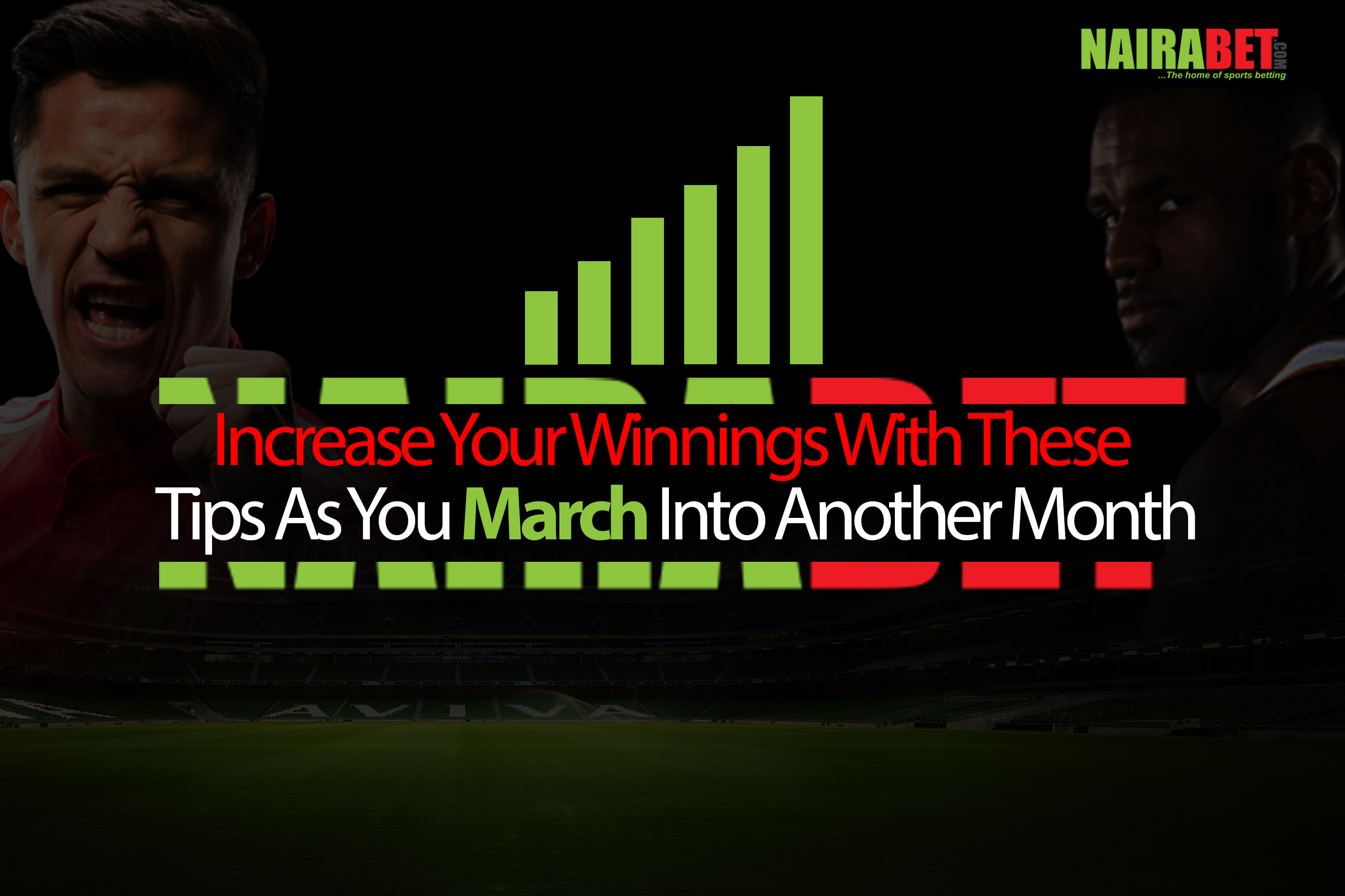 increase betting winnings