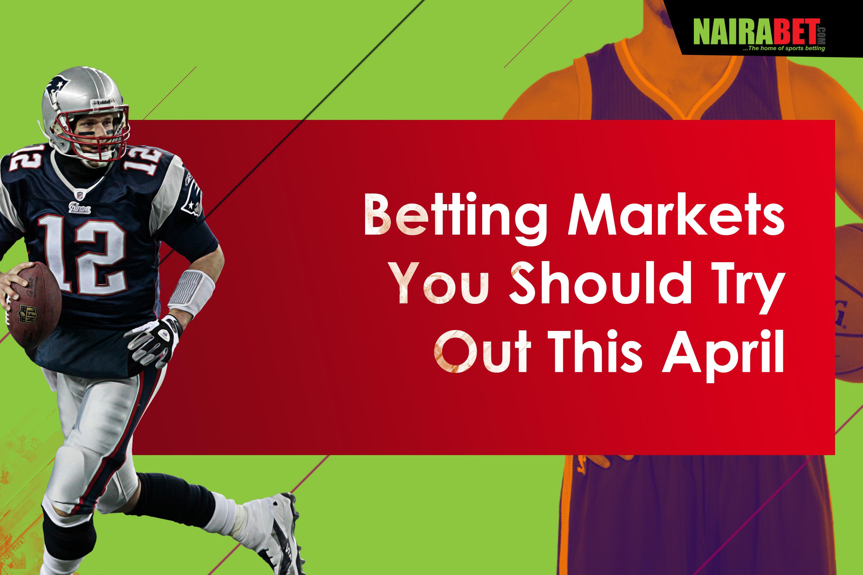 3 betting markets