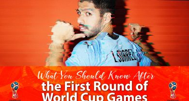 first round of world cup