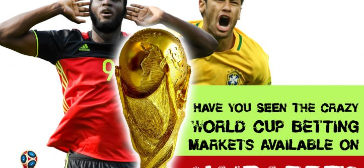 world cup betting markets