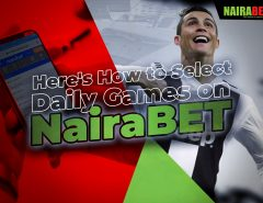 Nairabet daily betting
