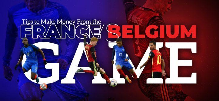 france vs. belgium
