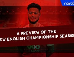 new english championship season