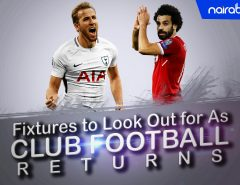 club football returns