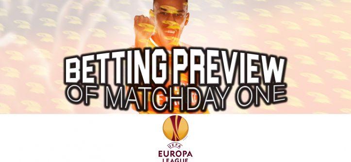 Europa League Betting Preview